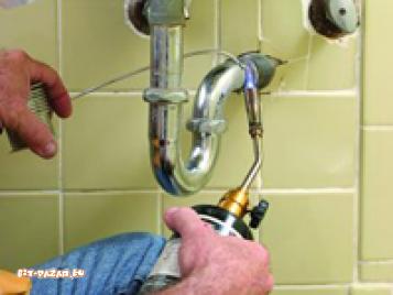 ВиК услуги София - професионални водопроводчици