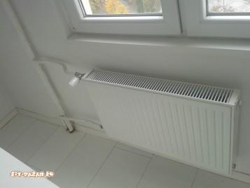 Обезвъздушане, доставка, монтаж и демонтаж на радиатор, отказ от топлофикация