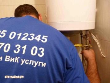 Качествен монтаж на бойлери за София и околните райони с гаранция