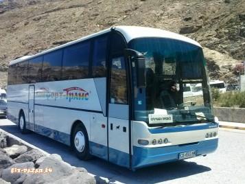 Луксозни Автобуси под наем за превоз на Свадби. София. Ниски Цени!